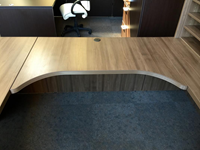 office desk return for sale Kenosha